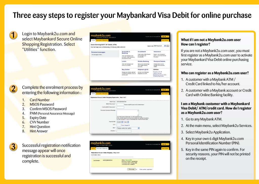 Malayan banking berhad online dating